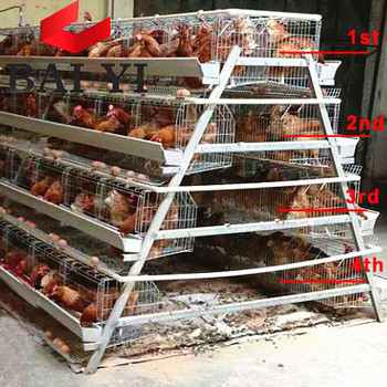 Chicken Coop Cage Battery Cage Manufacturers