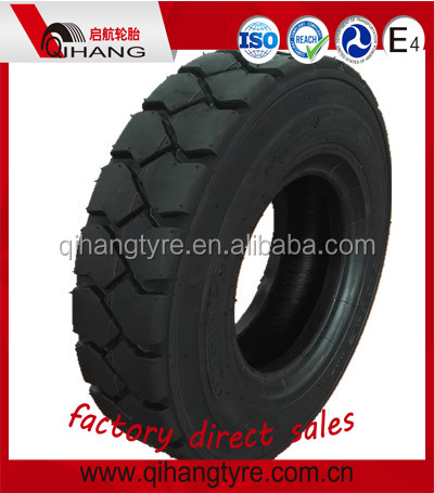 Forklift solid tire for sale 650-10 28x9-15 5.00-8 600-9