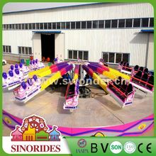 New Ride!Rotating Bounce activity amusement,activity amusement!