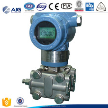 Capacitive differential pressure transmitter with hart