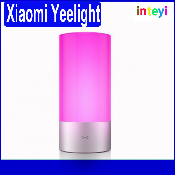 Original Xiaomi Yeelight Indoor Night Lights Bed Bedside Lamp 16 Million RGB Touch Control Support Mobile Phone App Control