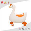 Children toys baby walker car Lovely design ride on swan pedal car