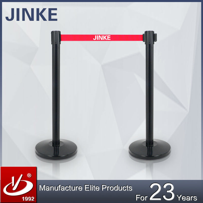 JINKE Hot Sale Model Galvanized Steel Parking Barrier Chain with Factory Price