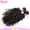 Wholesale Factory Price Raw Indian Curly Hair Natural Black Loose Curly Hair Extensions