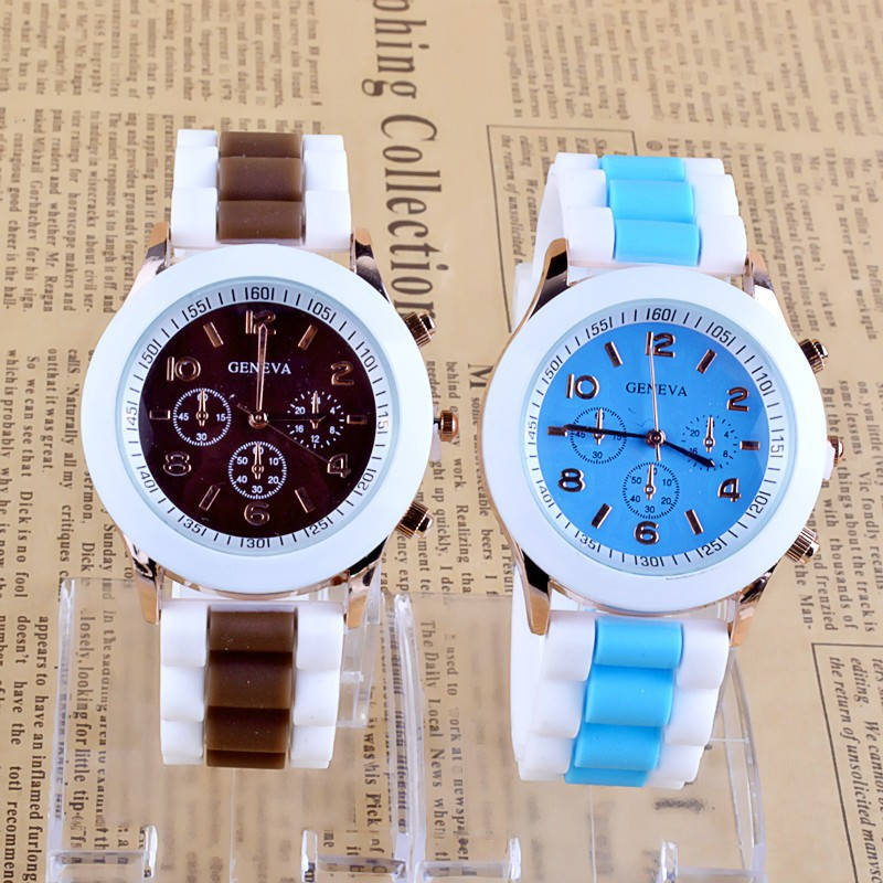 Cheapest silicon chocolate watch