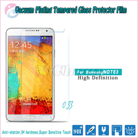 9H 2.5D HD Clear Tempered Glass Screen Protector For Samsung Galaxy S3 S4 S5 Note3 note4