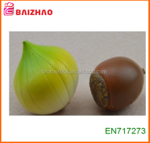 promotion Fake/Artificial/Simulation/ fruits and vegetables for home and party decoration animal toy figures