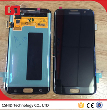 Brand New Black LCD Touch Screen Digitizer For Samsung Galaxy S7 Edge G935 G935A G935F G935V