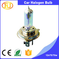 H4 12V 75/70W P43t halogen bulb,h4 h7 h9 h11 led headlight replace halogen bulb