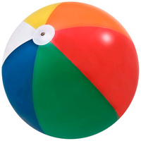 Promotional High Quality Wholesale Inflatable Big Beach Ball for Outdoor Play