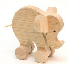 2018 new hot table sculpture statues crafts kids gift wholesale teak wood decorative hand carved elephants Indian made in China
