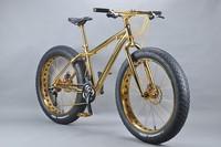 Luxurious 18K 26 inch fat bike buy finger bmx toys