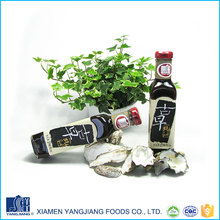 China factory sale different type organic oyster sauce for supermarket