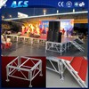 ACS aluminum stage platform &portabel stage &wedding stage for sale