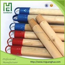 Cheap 110*2.2/OEM Eucalyptus Natural Wooden Broom Handle/Wooden Poles /Wooden Stick for broom ,mop