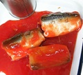 Canned sardine in tomato sauce 425g
