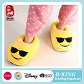 2017 Various types of custom emoji slippers