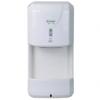 manufacturer direct sale quick drying public area infrared sensor hotel electric auto jet toilet hand dryer supplier in China