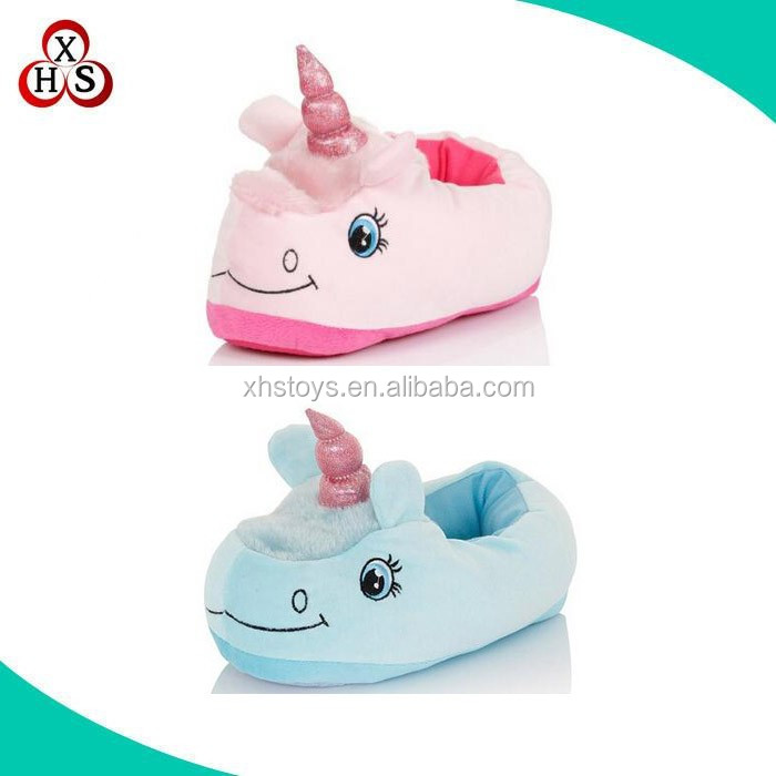Cute Design Stuffed High Quality Indoor Slipper For Winter