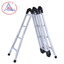 The Hot New Products Aluminum Versatile Adjustable Ladder