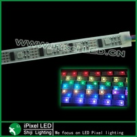 5v arduino waterprof ws2801 addressable rgb led strip