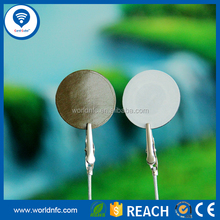 ISO 14443A Writable 13.56MHz NTAG 213 cheap Anti Metal NFC Tag