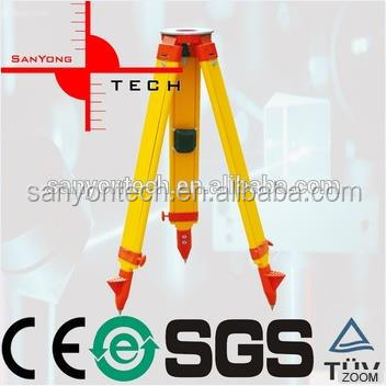Surveying Accessories: JM-1B Wooden Tripod for Laser Level