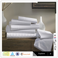 Egyptian cotton 5 star hotel linen bed sheets set