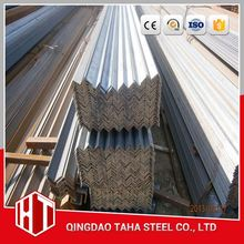 Hot Rolled High Quality Bulb Q235 Angle Steel Suppliers