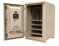 high quality enclosure aluminum ip55 with 19 inch rack