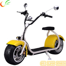 2017 Cool city coco 60V 12AH Motorbike 1000W Electric Mini Motorcycle