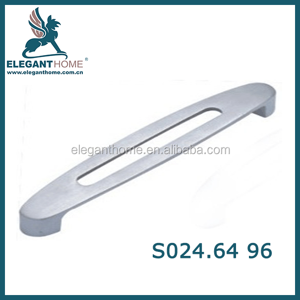 Stainless Steel Furniture Bar Cabinet Door Drawer Pull Handle Hardware