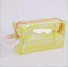 Ladies Large Travel Clear Cosmetic Makeup Bag With Compartments