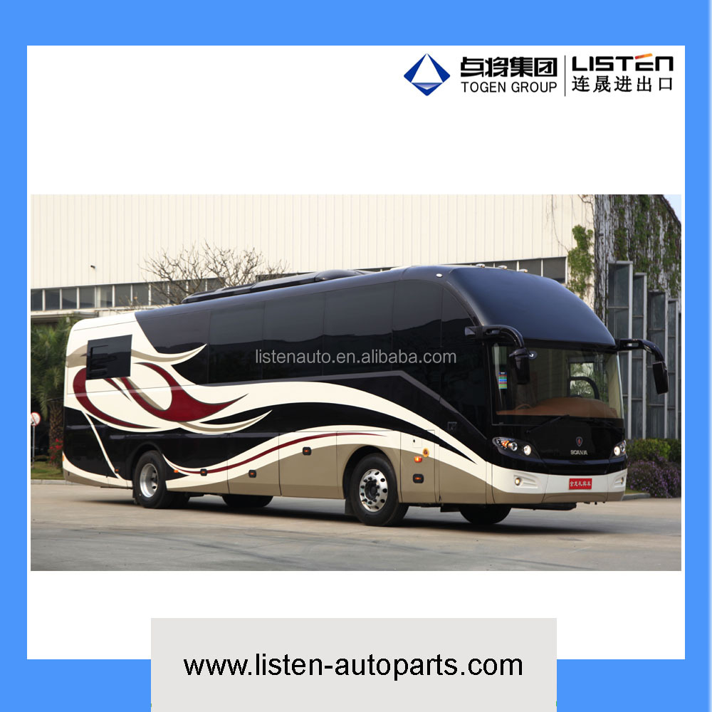 super luxury business motorhome bus with scania chassis 12 meter