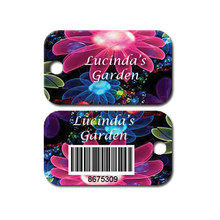 Custom size 2018 new non-standard id card models