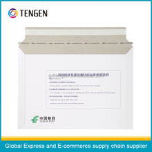 High quality self adhesive printing cardboard document envelope mailers