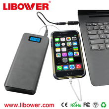 LIpower Laptop Power Bank Adjustable Voltage New products on china market multifunction gadgets portable wireless charger power