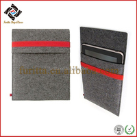 Classic Compact Felt Pouch Case for iPad Air