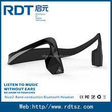 New custom bluetooth headset manual sport headphone for fitness