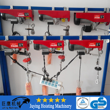 hoist wireless remote control electric gate hoist for sale