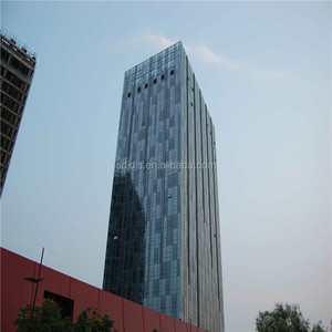 high rise prefabricated construction building