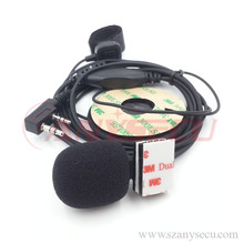 MIC- FL03-K1 the hot selling helmet headphone for Wireless Interphone System