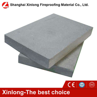 supply fiber cement board external cladding materials