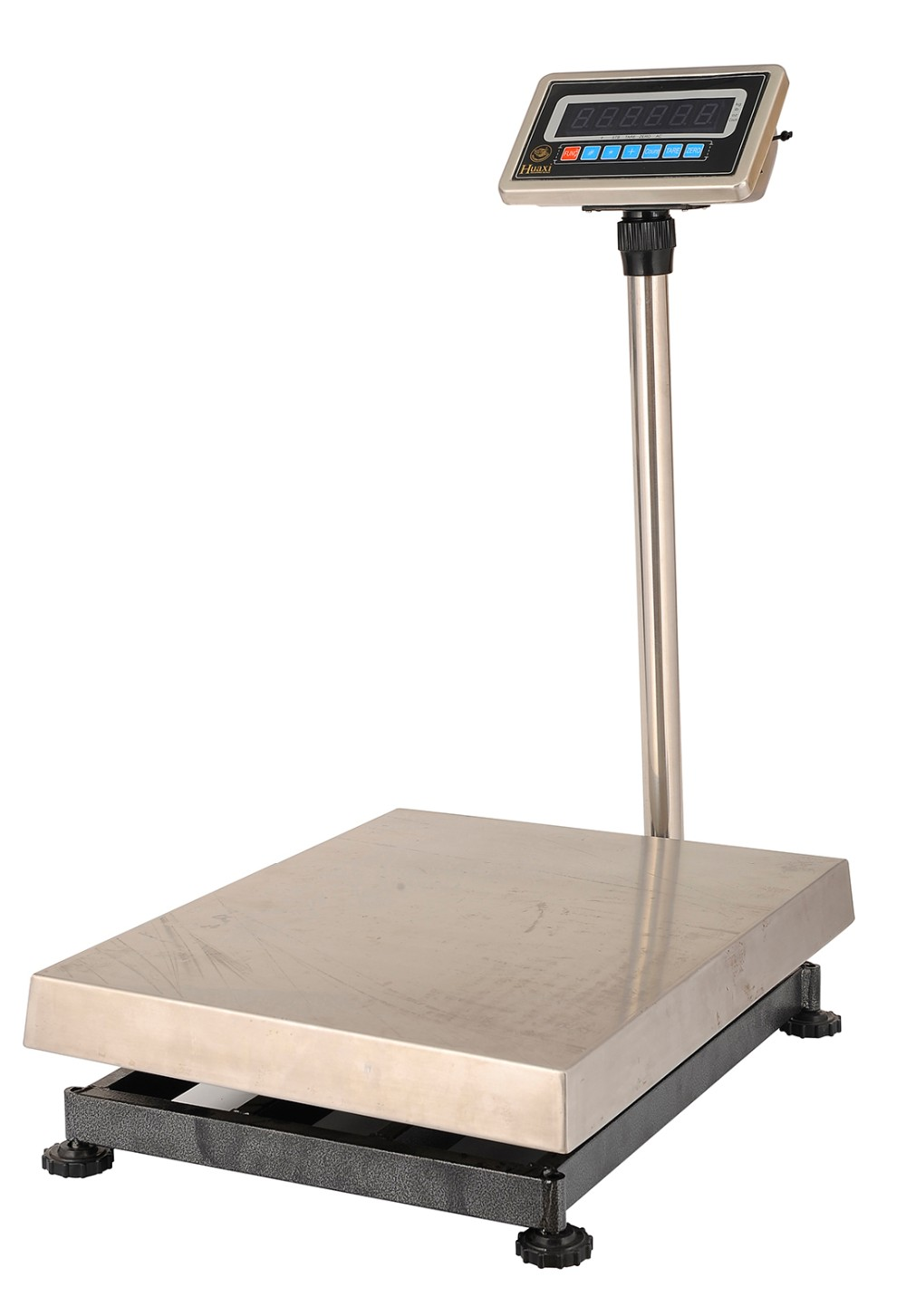 100kg 150kg 300kg 500kg Bench Scale Type A12 indicator platform scale Stainless steel Pan