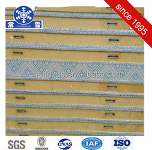 Thermal insulation material 100mm thick polyurethane sandwich panel for wall