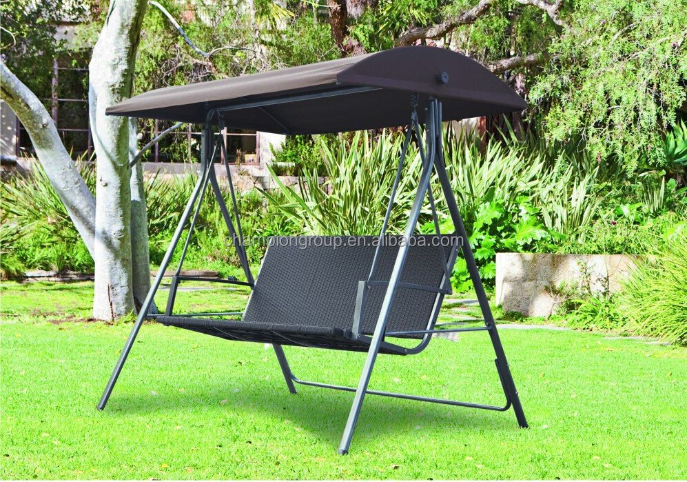 lovely seat swing chair patio furniture