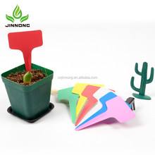 Customized colorful waterproof plastic tag gardening plant label
