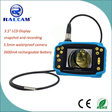 Factory supply 5.5mm diameter handheld industrial borescope for aerospace inspection