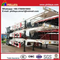 China Hot Sale 3 Axle 40ft