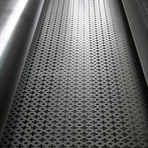 High Quality Aluminum Facades Decorative Perforated Metal Mesh For Decoration/Architectural Mesh